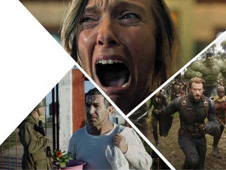 Ranking: os 15 melhores filmes de 2018