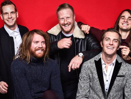 The Maine começa turnê de novo disco com o pé direito