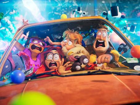 Crítica: 'A Família Mitchell e a Revolta das Máquinas', da Netflix, é animação fantástica