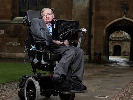 Mais do que a física, Stephen Hawking conseguiu dominar a palavra