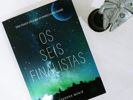 'Kingsman' do espaço, livro 'Os Seis Finalistas' diverte e entusiasma