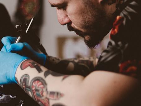 Festival reúne música e fãs de tatuagem em São Paulo