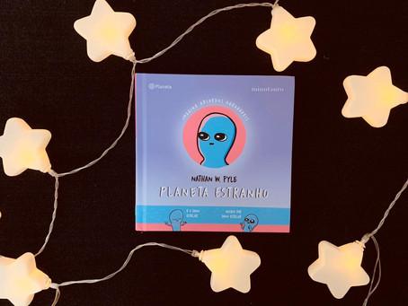 Resenha: 'Planeta Estranho' se diverte com as bizarrices humanas