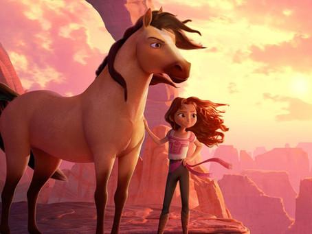 Crítica: 'Spirit: O Indomável' é animação agradável ao público infantil