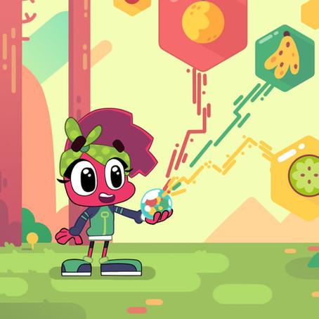 Conheça 'Ico Bit Zip', primeira série original do Nat Geo Kids Brasil
