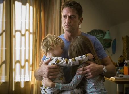 Gerard Butler emociona como pai ausente em 'Um Homem de Família'