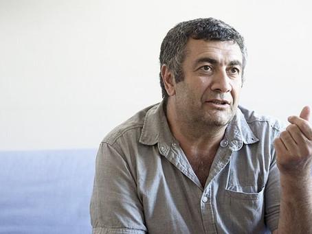 'Em meus filmes, falo sobre sentimento', diz cineasta Mano Khalil