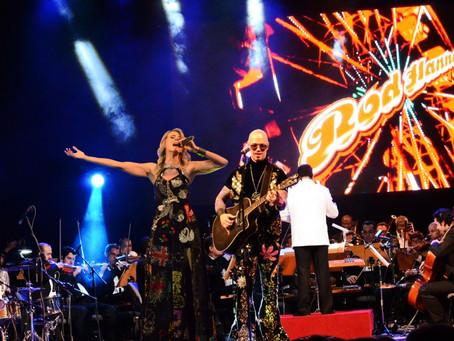 Rod Hanna faz dois shows no Theatro Net, em SP, para celebrar Era Disco