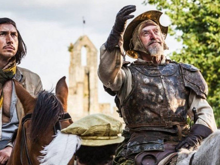 Crítica: 'O Homem que Matou Don Quixote' é filme morno e errático