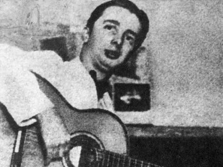Há 80 anos, o Brasil se despedia de Noel Rosa
