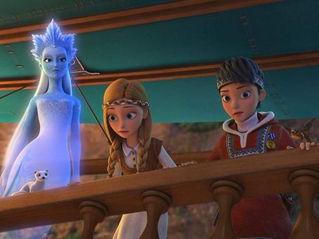 Crítica: 'O Reino Gelado: A Terra dos Espelhos' é simpática animação