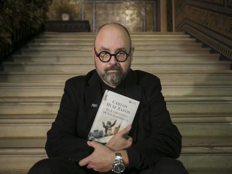 Crônica: Com Carlos Ruiz Záfon e 'A Sombra do Vento', aprendi a amar os livros
