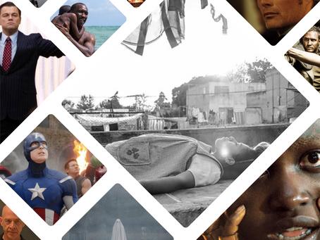 Os 15 melhores filmes lançados nos anos de 2010