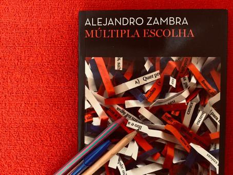 Resenha: 'Múltipla Escolha' é livro ousado, criativo e fora dos padrões