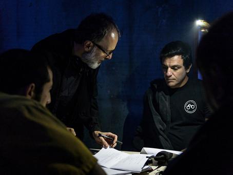 'É o que queríamos na série', diz Rodrigo Lombardi sobre 'Carcereiros'