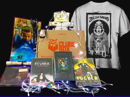 Conheça a Clube Box, caixa de cultura por assinatura