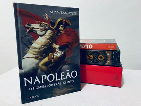 Resenha: 'Napoleão' é daquelas biografias obrigatórias para ter na estante