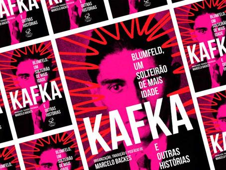 Contos de Kafka permitem 'mergulho' na mente do escritor tcheco
