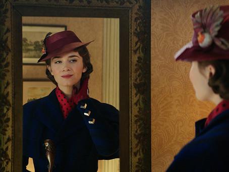 Crítica: 'O Retorno de Mary Poppins' é potencial desperdiçado