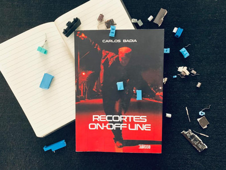Resenha: 'Recortes On/Off Line' surpreende com textos curtos e potentes