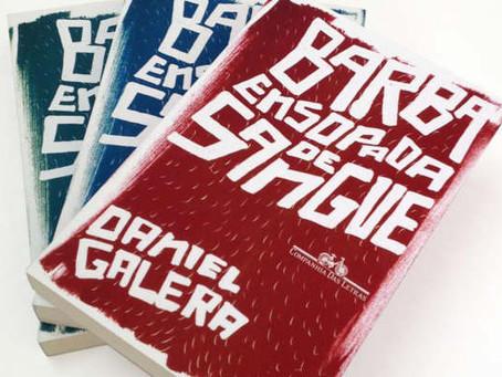 'Barba Ensopada de Sangue' é livro intenso de Daniel Galera