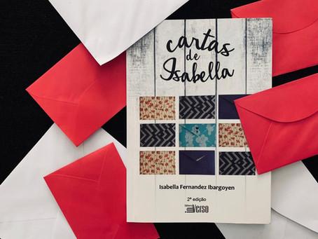 Resenha: 'Cartas de Isabella' é livro emocional sobre luto e superação
