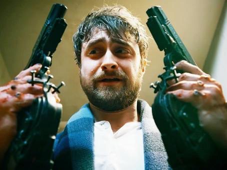Crítica: 'Armas em Jogo' é divertido filme com Daniel Radcliffe