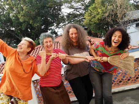Ná Ozzetti, Badi Assad, Lucina e Regina Machado se juntam em novo show