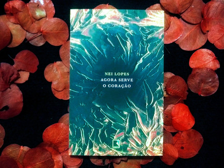 3 motivos para ler 'Agora Serve o Coração', novo livro de Nei Lopes