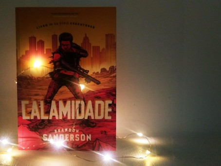 Resenha: 'Calamidade' é ótimo encerramento de trilogia de Brandon Sanderson