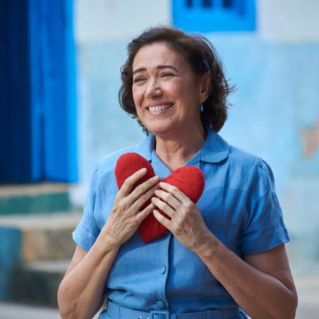 Cine Ceará 2019: O divã artístico de Lília Cabral