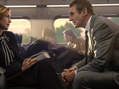Crítica: 'O Passageiro' é fórmula pronta de cinema de ação, mas diverte