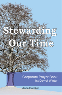 Stewarding Our Time by Anne Buroker