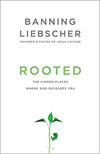 Rooted: The Hidden Places Where God Develops You by Banning Liebscher
