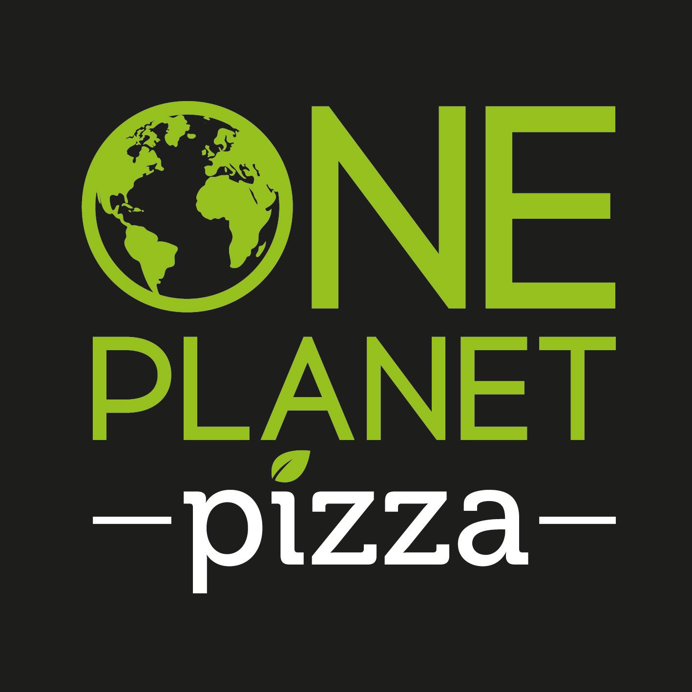 Pizza Planet Pizza Logo