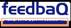 Logo Feedbaq Köln Marktanalysen, Forschungsinstitut