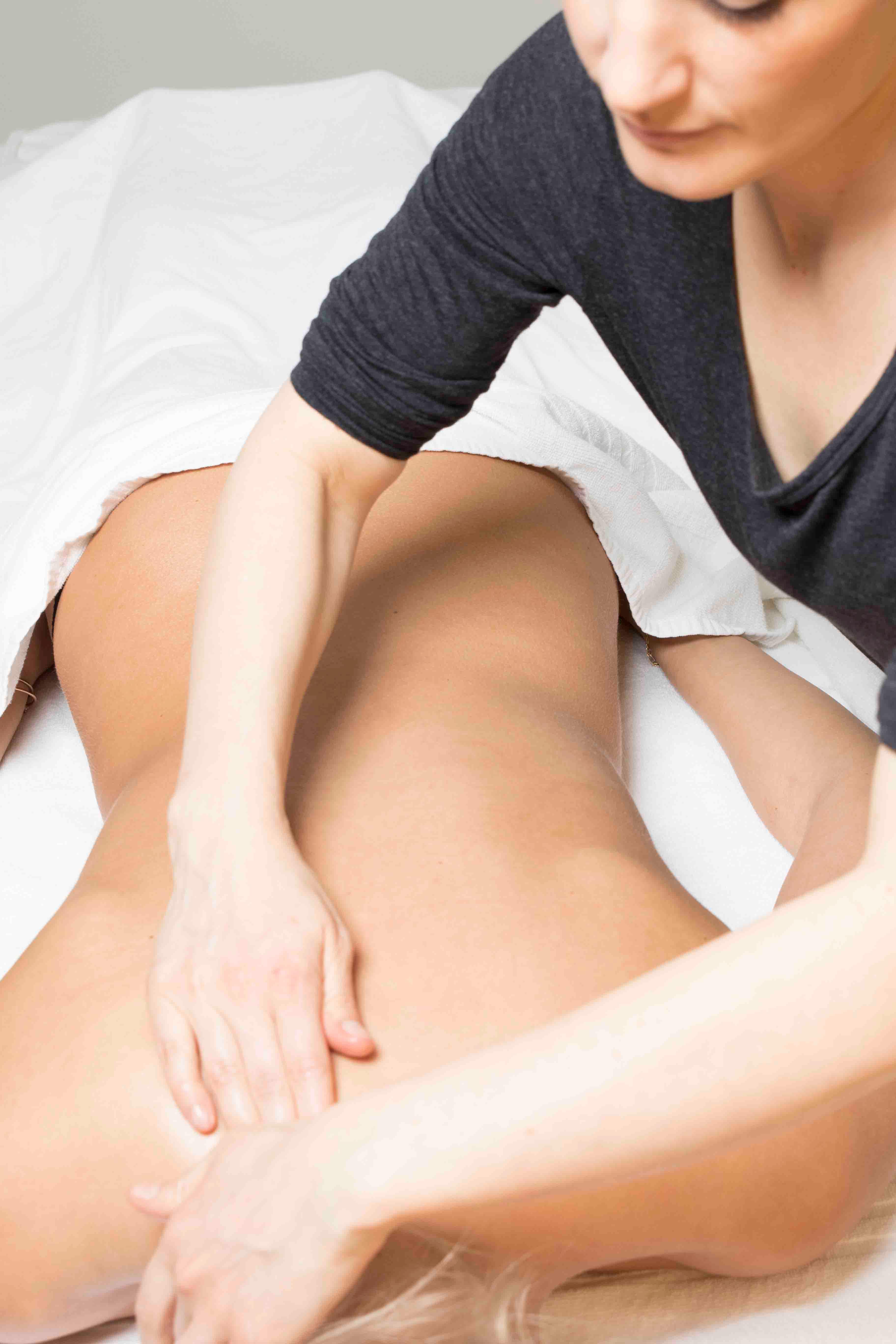 Klassische Wellnessmassage