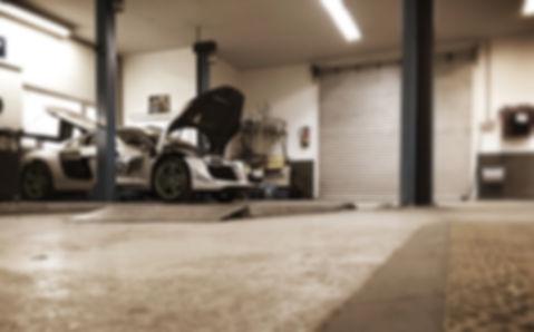 Auto-/KFZ-Werkstatt am Nürburgring