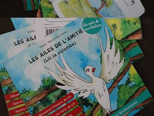 Les ailes de l'amitié ( Lili la colombe )