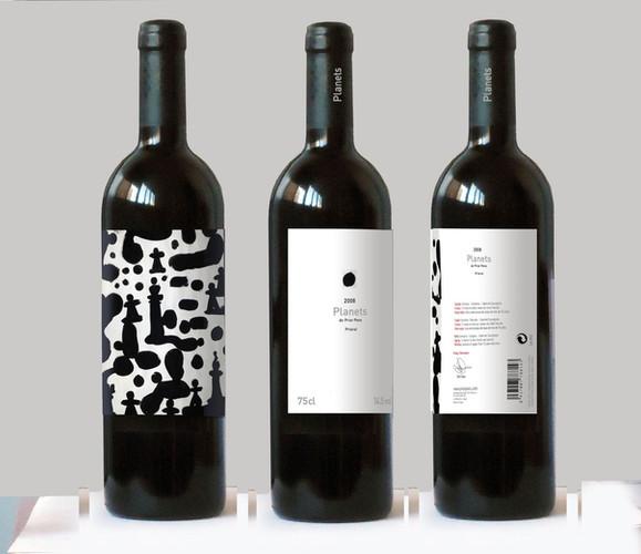 Etiquetta de vino