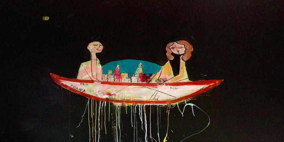 """A la Deriva / Adrift"" by Nico Amortegui"