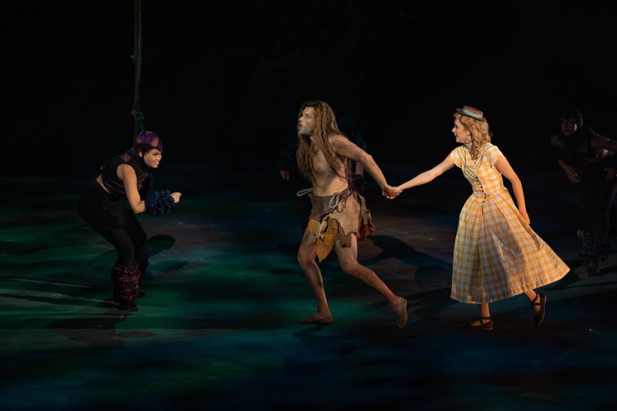 Disney's When You Wish at Tuacahn Amphitheatre