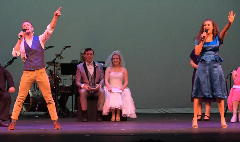 It Shoulda Been You with Musical Theatre Guild at the Alex Theatre