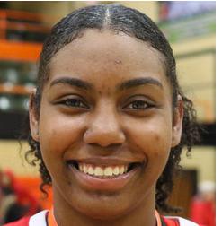 Nakayla Jackson-Morris • Incarnate Word basketball