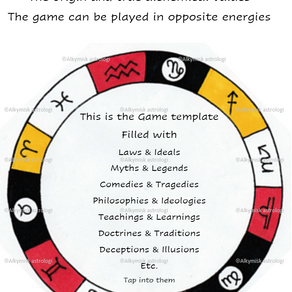 The game template