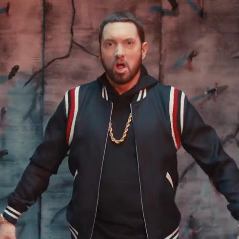 GODZILLA - Eminem ft. Juice Wrld