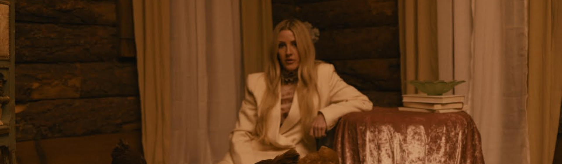 WORRY ABOUT ME - Ellie Goulding & Blackbear