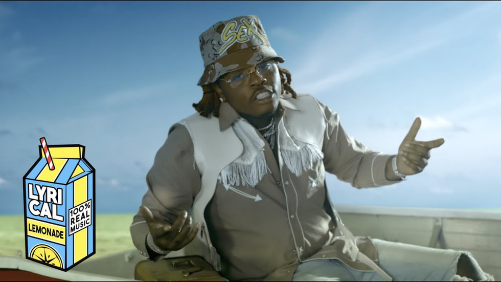 Lemonade - Don Toliver, Gunna & Nav - Internet Money