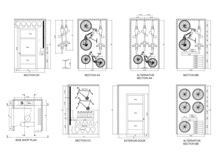 Bike Shop Design