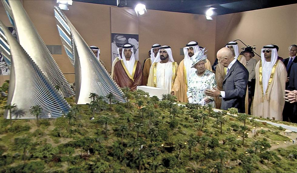 Queen Elizabeth State Visit